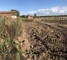 Nettoyage terrain
