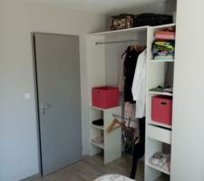 Dressing chambre fille