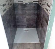 Fin carrelage salle d eau chambre parentale