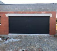 Porte de garage Hormann 5m