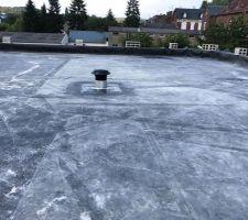EPDM toit terrasse
