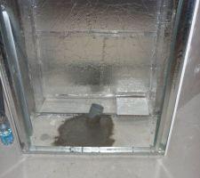 J 293 Trou de cheminée réparé