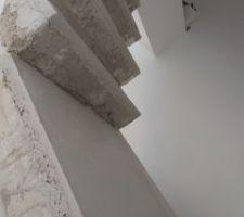 Escaliers interieurs finalisés