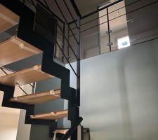 Escalier prise 1