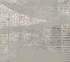 Faïence Arte One Iron gris décor 20 x 40 cm Salle de bain et WC étage .