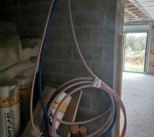 1er passage du plombier effectué