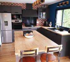 La cuisine de Scarlette21 + 7 autres photos