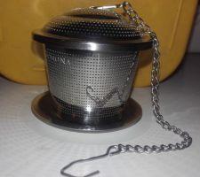 "Ma boule à thé ""Ounona"" : enfin un truc correct !"