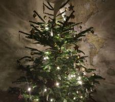 Le père noël a trouvé notre nouvelle adresse ! Joyeux Noël et bonne année à tous