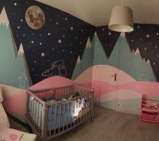 Chambre bébé finie