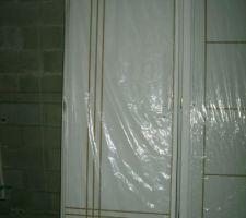 Portes pour sdb et wc