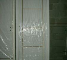 Portes pour chambres et cellier