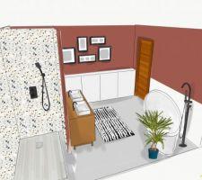 Ambiance salle de bain 1er