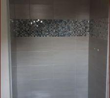 Carrelage Faïence de la salle de bain