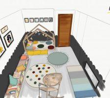 Chambre Enfant par Md-Laboîte