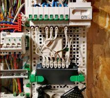 Répartition réseau avec un switch