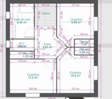 Plan Etage V2