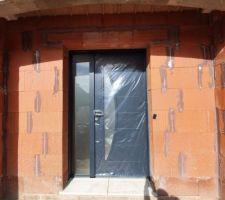 Porte BEL'M modèle Hexagone avec tierce fixe