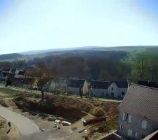 notre maison lelievre avec vue sur le vexin