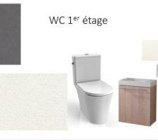 WC séparés RDC