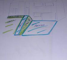 Idée aménagement terrain