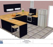 Idée de peinture cuisine