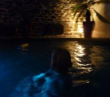 Le dernier bain de l'année 2010
