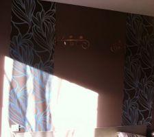 Chambre parents, peinture finie