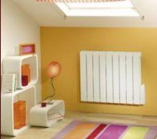 Voici les radiateurs que nous allons mettre: Acova gamme Atoll