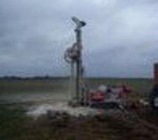FORAGE 1ére sonde pour la géothermie