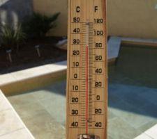 28°C au soleil le 6 février!