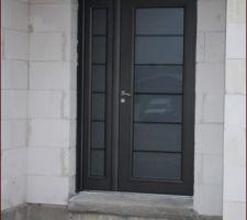 Porte d'entrée LOTUS de BEL'M