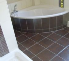 baignoire d angle 140x140
