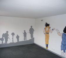 Photos et idées chambre d\'enfant sol gris foncé (297 photos)