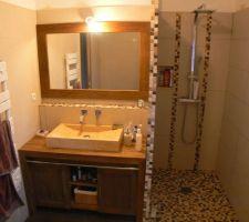 salle de bain finie