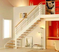 idee de deco pr escalier