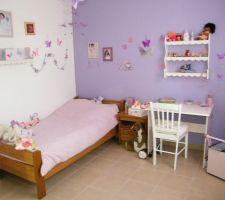 Et voici la chambre de Jade