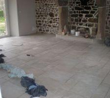 renovation d une longere dans le centre manche