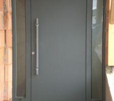 La porte d'entrée version frigo ;-)