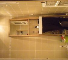 salle de bain perso suite parentale