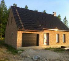 construction de notre premiere maison