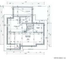 plan du sous sol