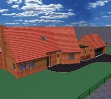 notre future maison buchert au mont des bruyeres a st amand les eaux