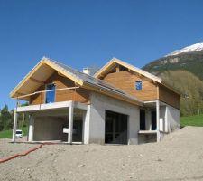 notre maison dans les htes alpes fin pour decembre