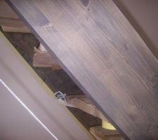 vernis graphite mat limon escalier