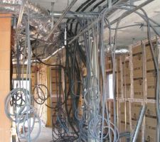Double flux, module de chauffage aldes electricité