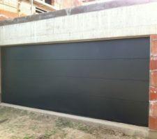 Porte de garage 5 m