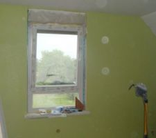 peinture chambre 3