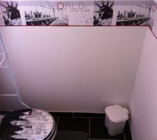 Vu des WC, ambiance USA