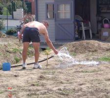 eau du puit